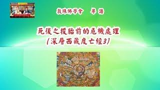 深層《西藏度亡經》3 粵語 --死後之投胎前的危機處理  啤嗎哈尊金剛上師 敦珠佛學會 thumbnail