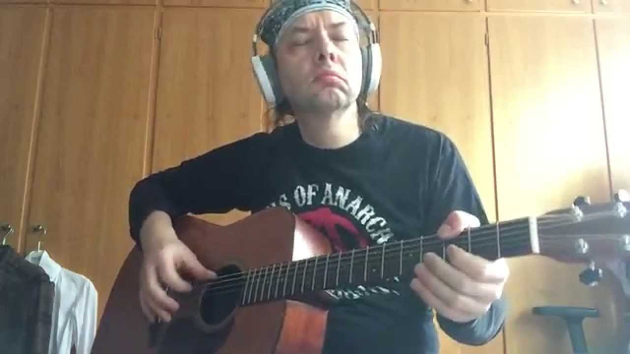 Jumping Jack Flash - Acoustic Cover w/Fingerstyle ...