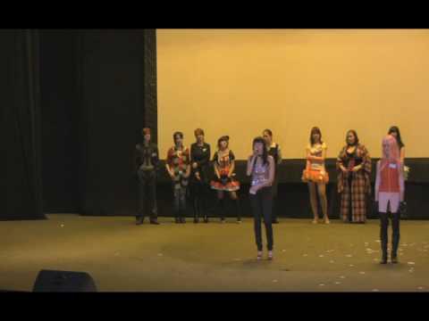 Animania 2009 Karaoke Mika Nakashima Cover Black & Blue