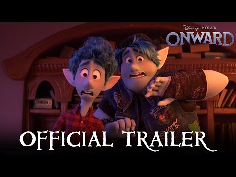 The Wake Up Show - Here's a Full Length Trailer for Pixar's New Film 'Onward'!