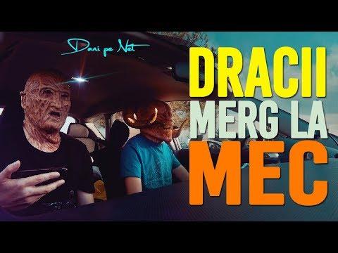 Dracii la MeC | Dani Pe NET