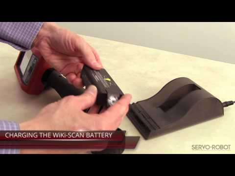 WiKi-SCAN: Quick Clip 2 The Battery