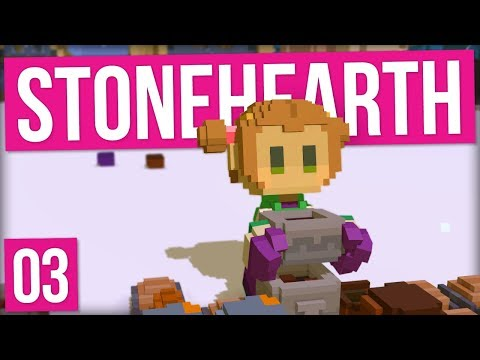 Stonehearth | CONSTRUCTION OVERLOAD (#3)