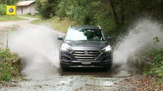 Hyundai Tucson 4WD - Autotest