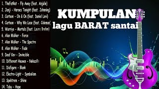 Kumpulan lagu BARAT santai,#free copyright, backsound youtube