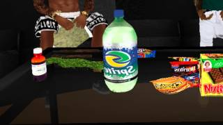 SchoolBoy Q - Bet I Got Some Weed (IMVU Short Video)