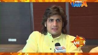 Celab meet - Rajat Tokas (Chandra Nandini)