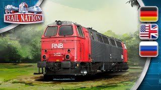 Rail Nation - Neue Loks Epoche 3 | New Engines Era 3