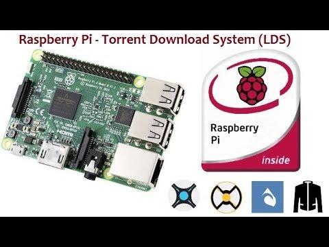 Raspberry Pi + Sonarr, Radarr, Deluge and Jackett
