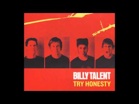 Billy Talent - Try Honesty (EP) (2002 Re-release) Full EP