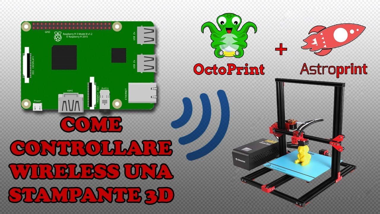 Come controllare una stampante 3d da smartphone guida for Programmi 3d free