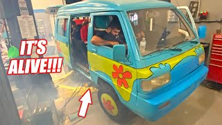 Download ROTARY Swapped Mystery Machine EP.3 - FIRST START UP!!!! Turbo Rotary Engine Comes to Life! Mp3 and Videos