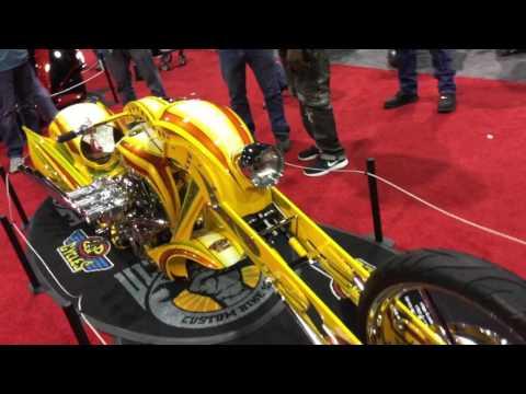Progressive Motorcycle Show - Chicago 2017