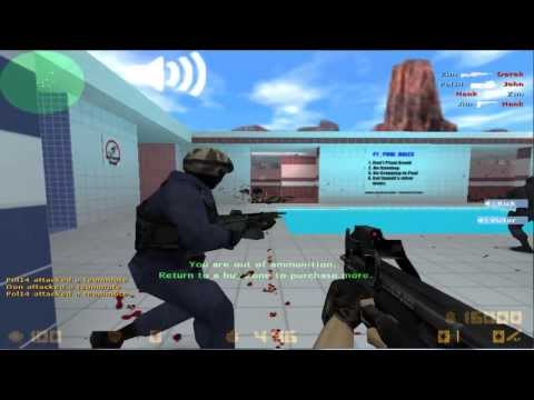 CounterStrike 1.6 - Pool Day