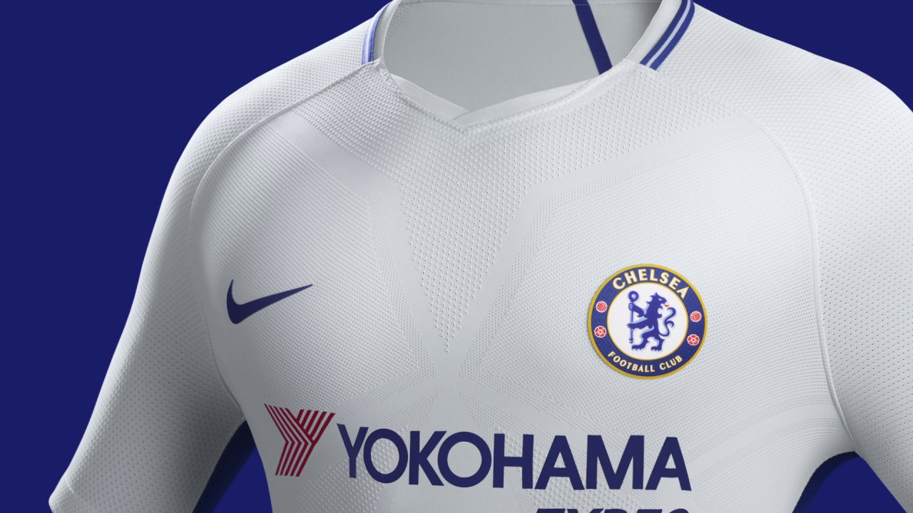 newest collection 4c196 9bfd5 Nike Chelsea FC 2017/2018 Away Jersey