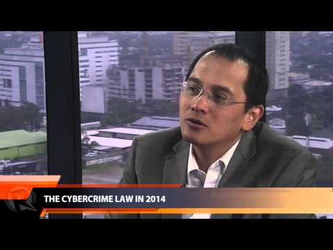 The Cybercrime law in 2014