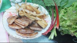 Самгепсаль: любимое блюдо иностранцев в Корее