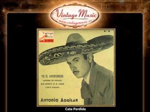 Antonio Aguilar -- Carta Perdida (Ranchera)(VintageMusic.es)