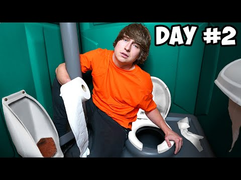 I Survived 50 Hours in a Porta Potty