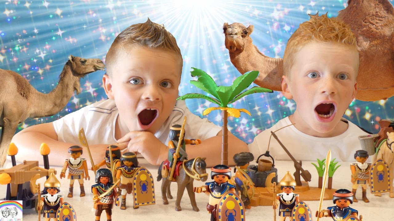 Uncategorized Kids Fun Videos fun kids unboxing history playmobil play compilation videos with playmobil