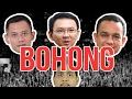 Dibalik Debat Final Pilkada Gubernur DKI Jakarta 2017 Agus, Ahok, dan Anies #BERANIBERTANYA