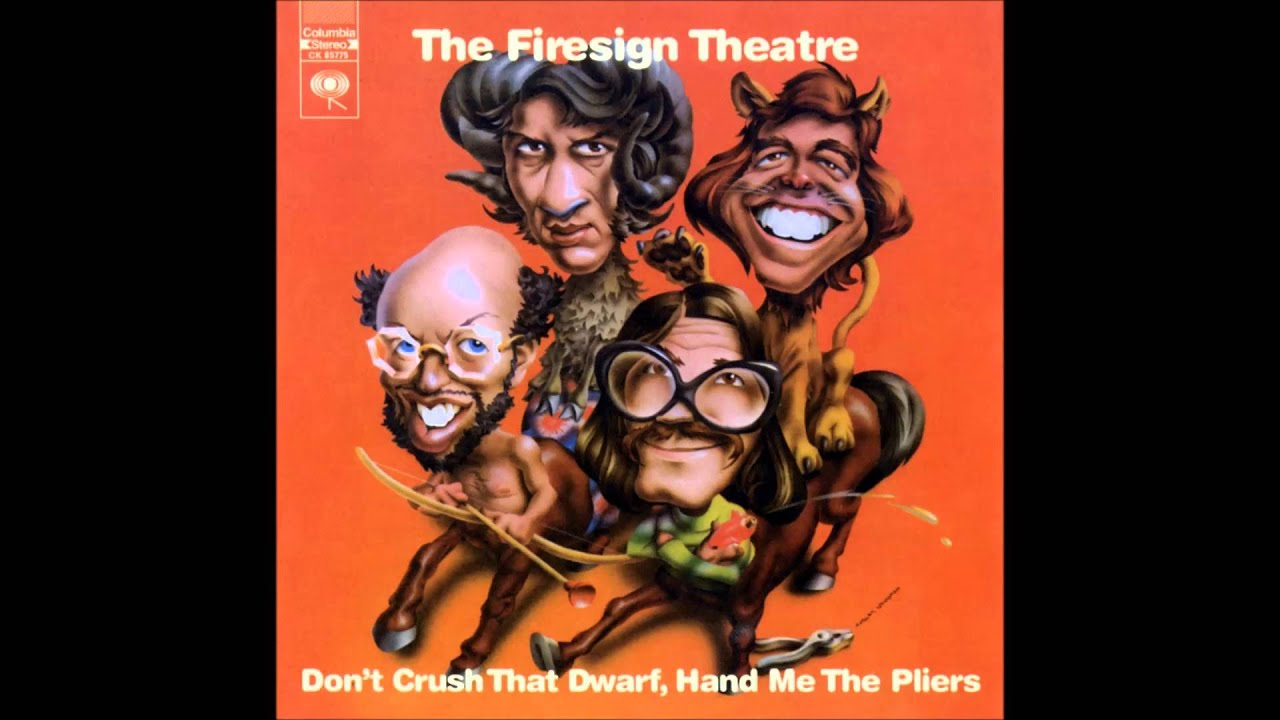 Don't Crush That Dwarf Hand Me The Pliers Side Two