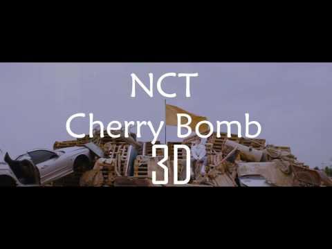 NCT 127 - Cherry Bomb | 3D use headphones!