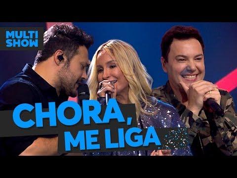 Chora, Me Liga | João Bosco & VinÍcius + Claudia Leitte | Música Boa Ao Vivo | Música Multishow