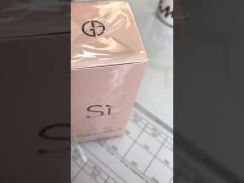 Знакомство с ароматом Giorgio Armani Si Parfum