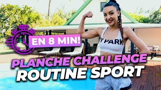 SPORT GAINAGE 8 MIN Ma Routine Fitness