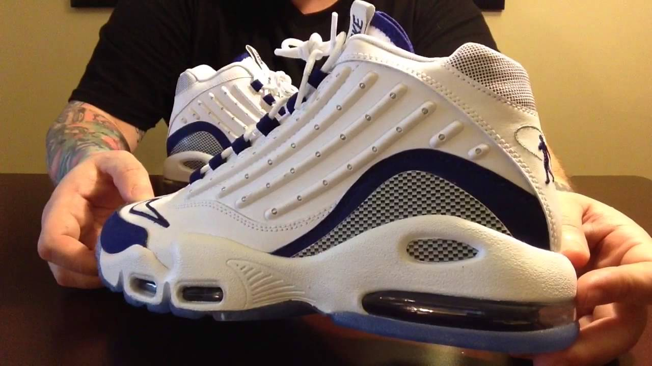online retailer cdab9 7a21c New Pick Up Nike Air Griffey Max II (unexpected gift) - YouTube