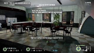 Payday 2 - Overdrill Stealth Setup
