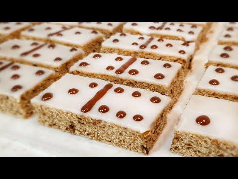 Мягкое Печенье без капли масла, вы 100% НЕ пробовали! Необыкновенное ДОМИНО | Еда на любой вкус