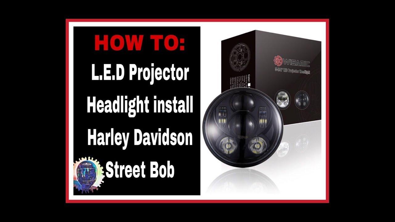 best led headlight for harley davidson june 2019 stunning reviews updated bonus [ 1280 x 720 Pixel ]