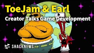 ToeJam & Earl Creator Greg Johnson Talks Game Development