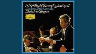 Handel: Concerto grosso in B minor, Op.6, No.12 - 3. Larghetto, e piano