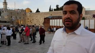 رحلتى من الكويت الى القدس جزء 2