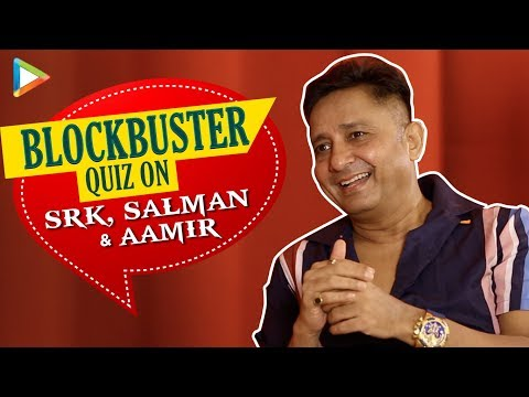 INCREDIBLE: Sukhwinder Singh's BRILLIANT Performance in Quiz On Khans | SRK | Salman | Aamir Mp3
