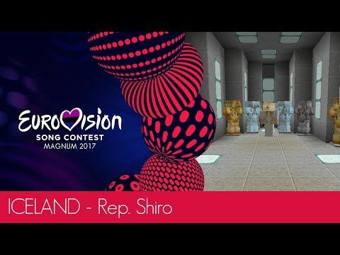 Svala - Paper - Iceland | Minecraft Eurovision 2017