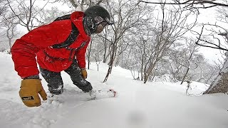 GETTING THAT JAPOW!
