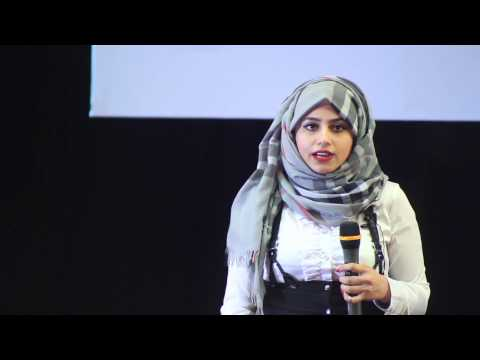 Disabled & proud | Zainab Al-Eqabi | TEDxBaghdad