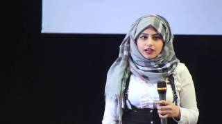 Disabled & proud | Zainab Al-Eqabi | TEDxBaghdad