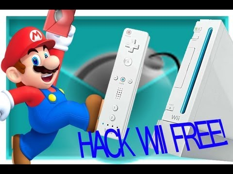 Hack Nintendo Wii Homebrew Letter Bomb - Download Games USB ISO Files