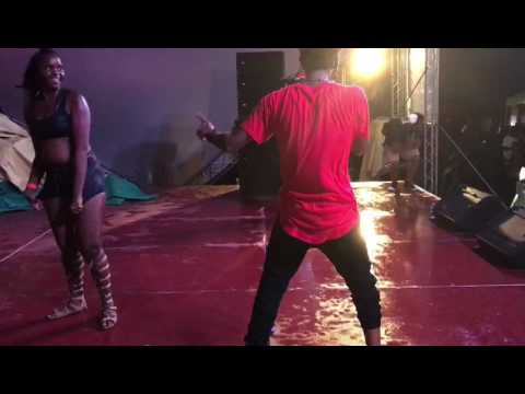 Freaky Girls - Ricky T Live @ JF4 Cooler Fete (Saint Lucia Carnival 2017)