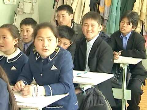 Teaching English in Mongolia - Peace Corps Education Volunteer in Describes His Experience
