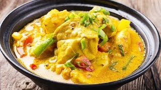 【BackWards】How To Make a Thai Fish Curry