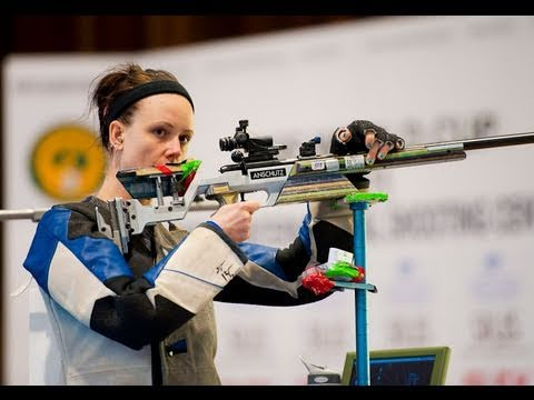 Finals 50m Rifle 3 Positions Women - ISSF World Cup Series 2