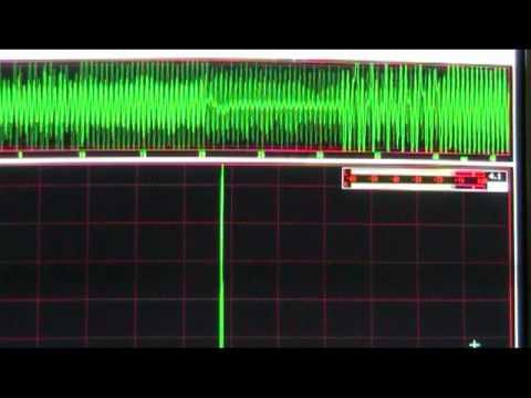 不法無線局による混信妨害(証拠...