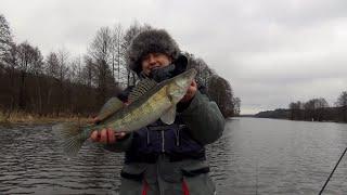 Ловля судака весной Открытие рыболовного сезона 2020 Джиг рулит Супер узел шнур флюр