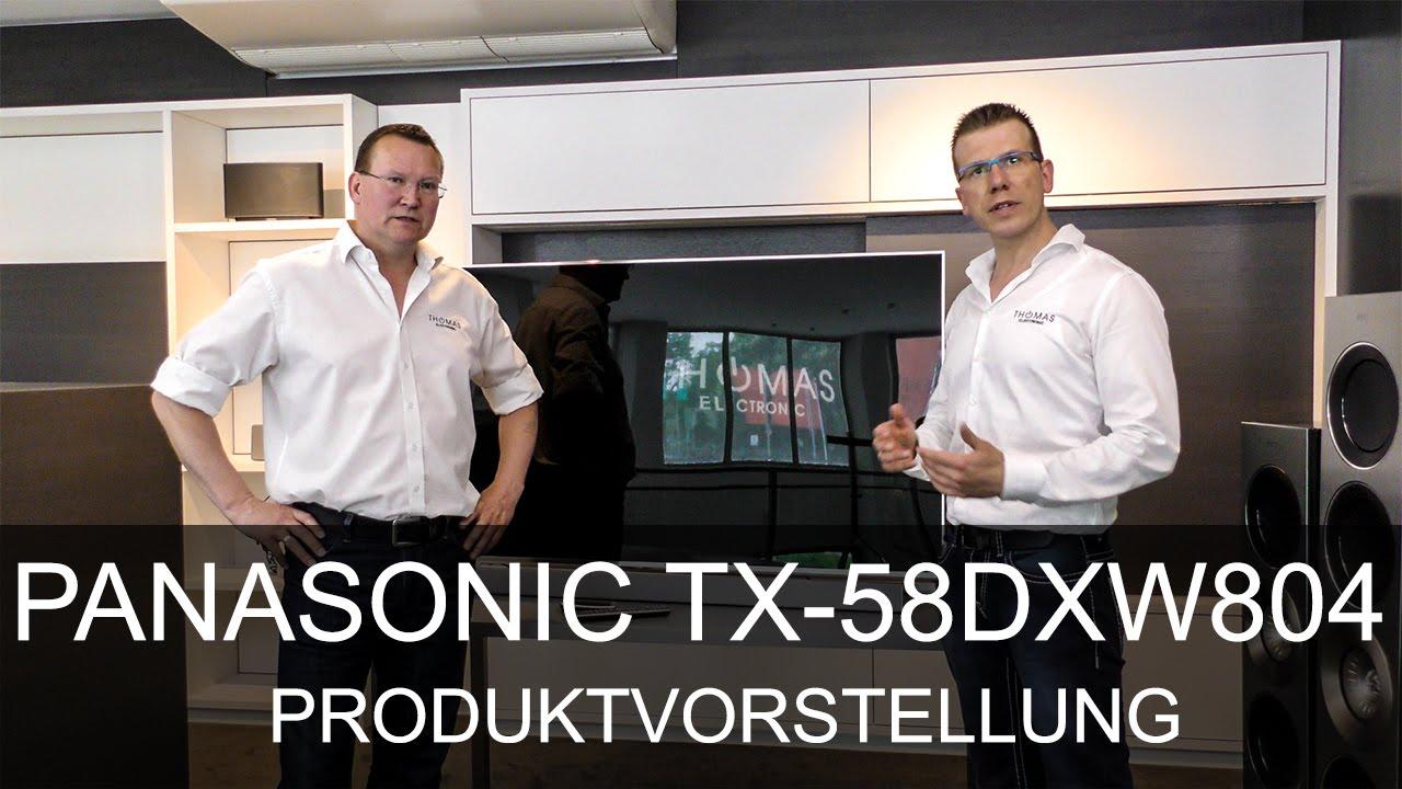 Panasonic Viera TX-50DXW804 TV Drivers for Windows XP